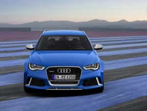 Audi A6 Avant als RS6-Version