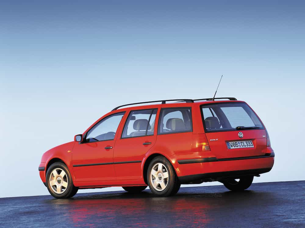 VW Golf Variant 1999